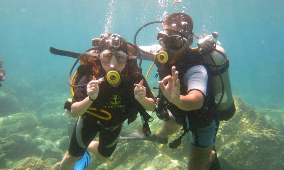 Unforgettable Diving Experience in Thành phố Nha Trang, Vietnam with Professional Guides