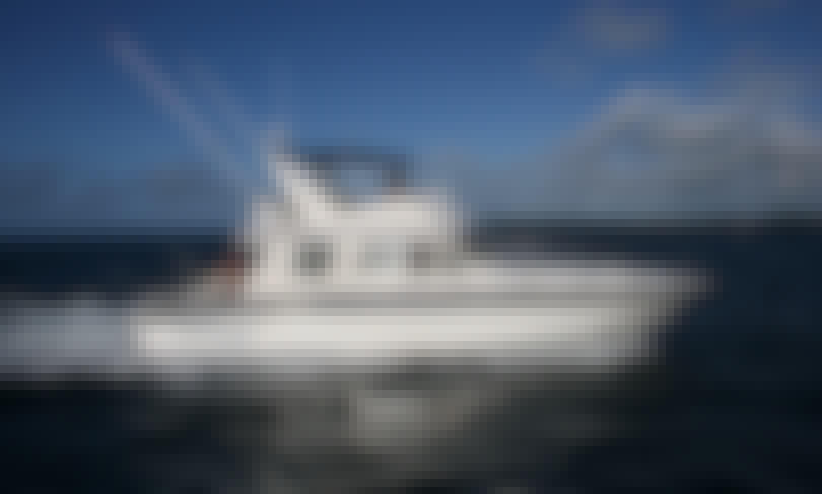 Enjoy a Deep Sea Fishing Charter for 6 People in Flic en Flac, Mauritius