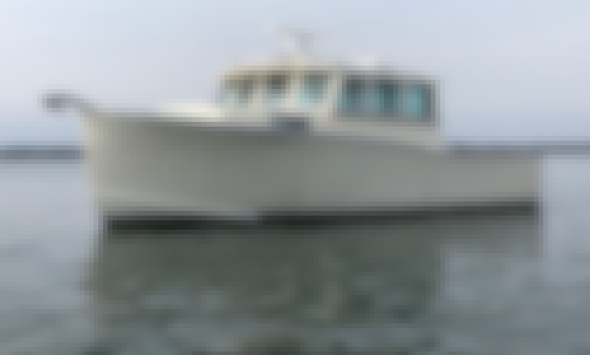 Enjoy Fishing or Cruising on a Downeast-Style Boat In Branford, Connecticut