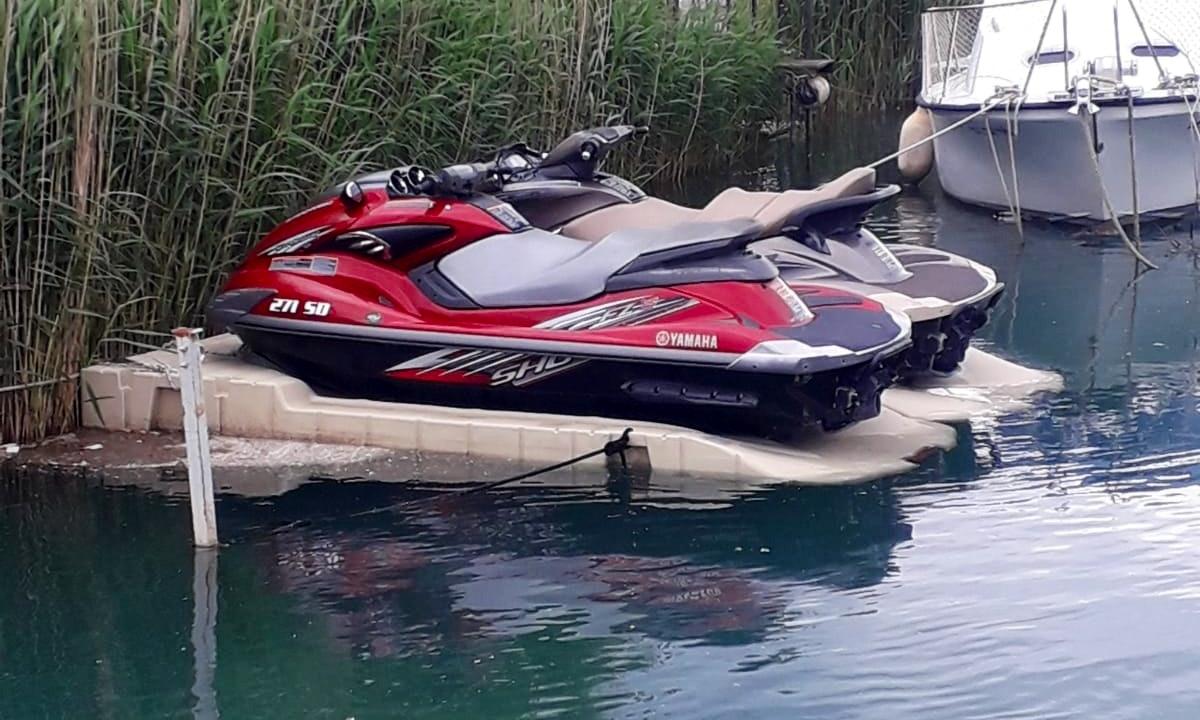 Rent This 3 Seater Yamaha Fzs 1800 In Split Croatia Getmyboat