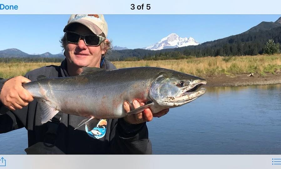 Kenai River Salmon Fishing Charter in Soldotna, Alaska