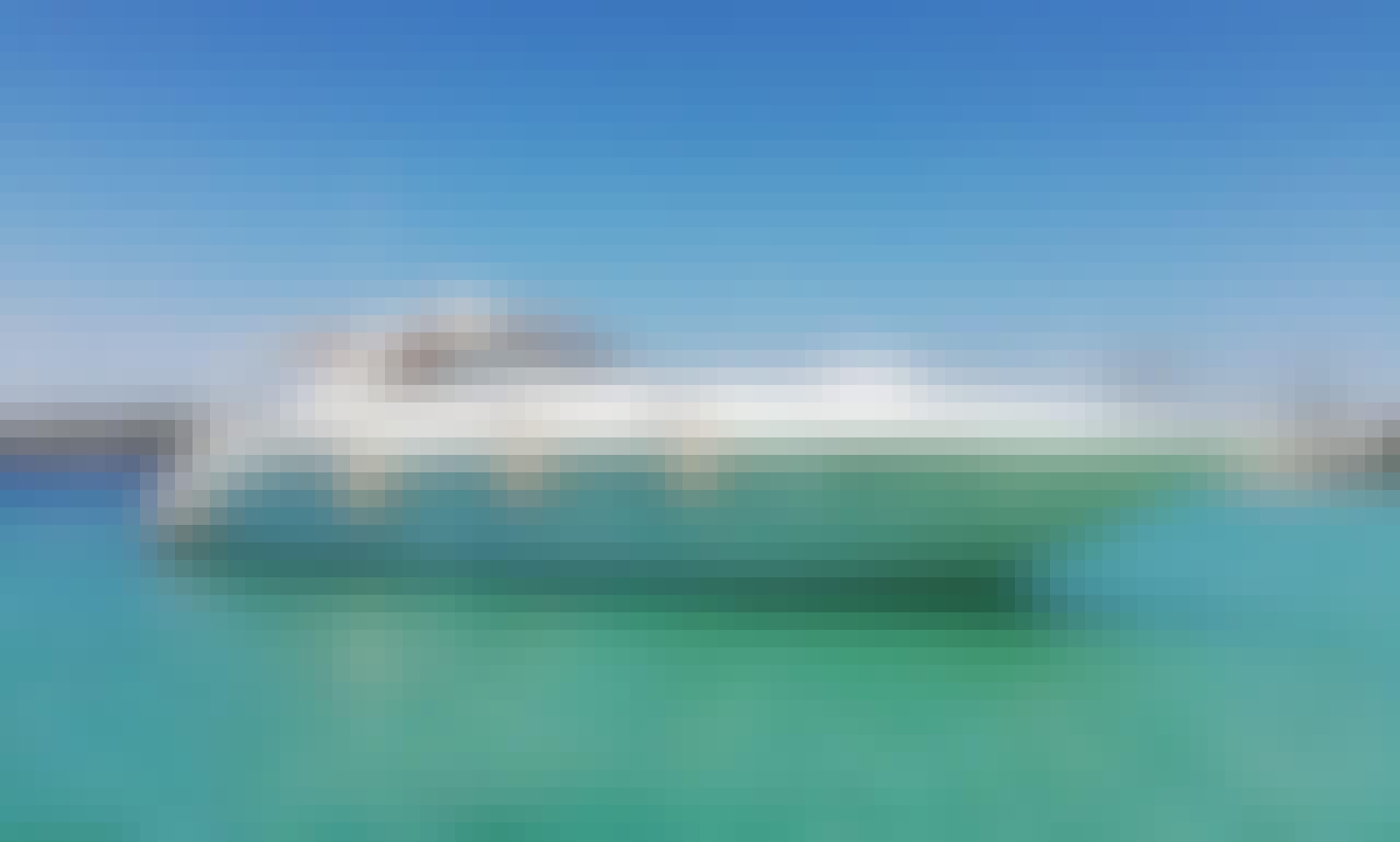Luxury Motor Yacht Halkidiki Greece