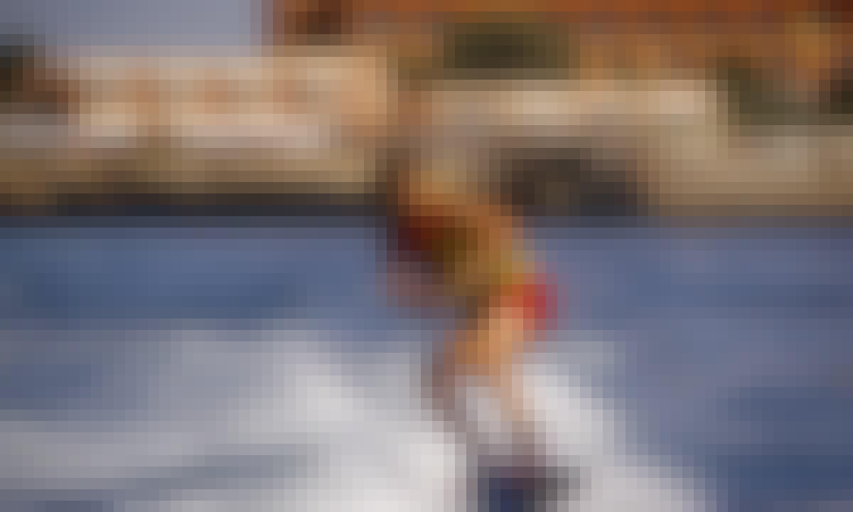 Feel the Adrenaline Rush in a Wakeboarding Adventure in San Ġiljan, Malta