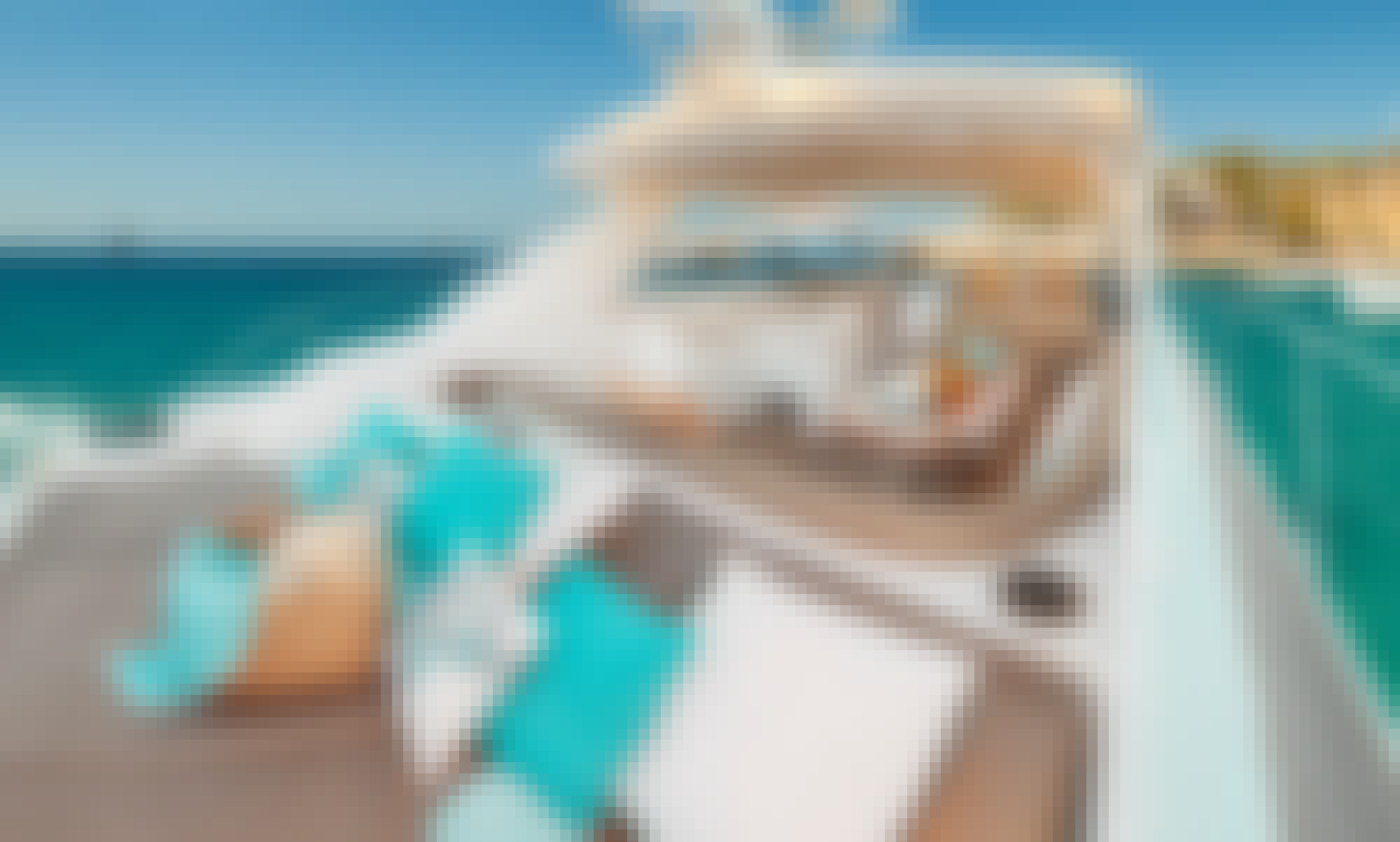 12-People Princess V58 Motor Yacht Charter in Ibiza, Spain