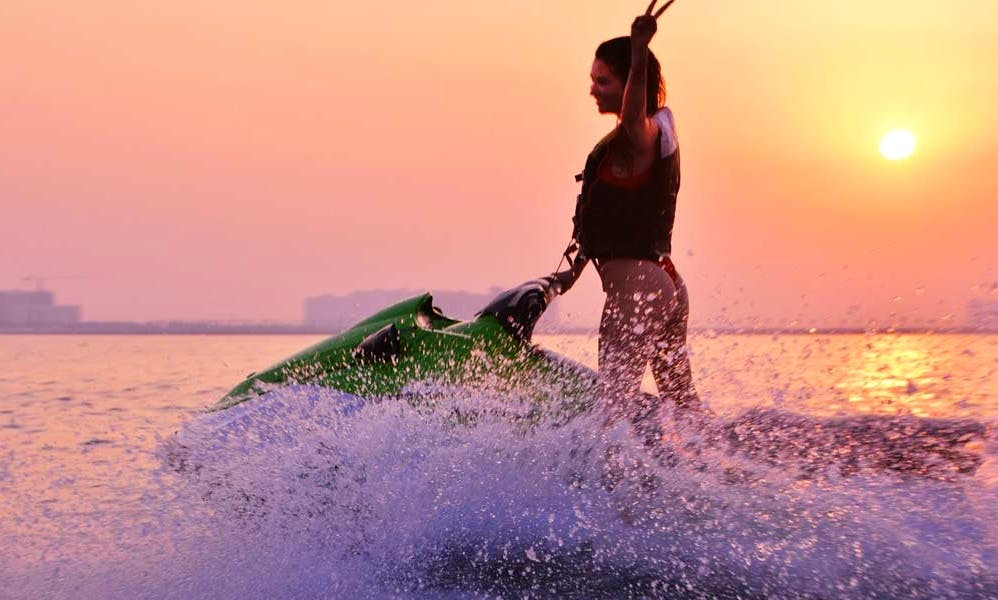 Jet Ski Rental for 2 People in Ras al Khaimah, UAE