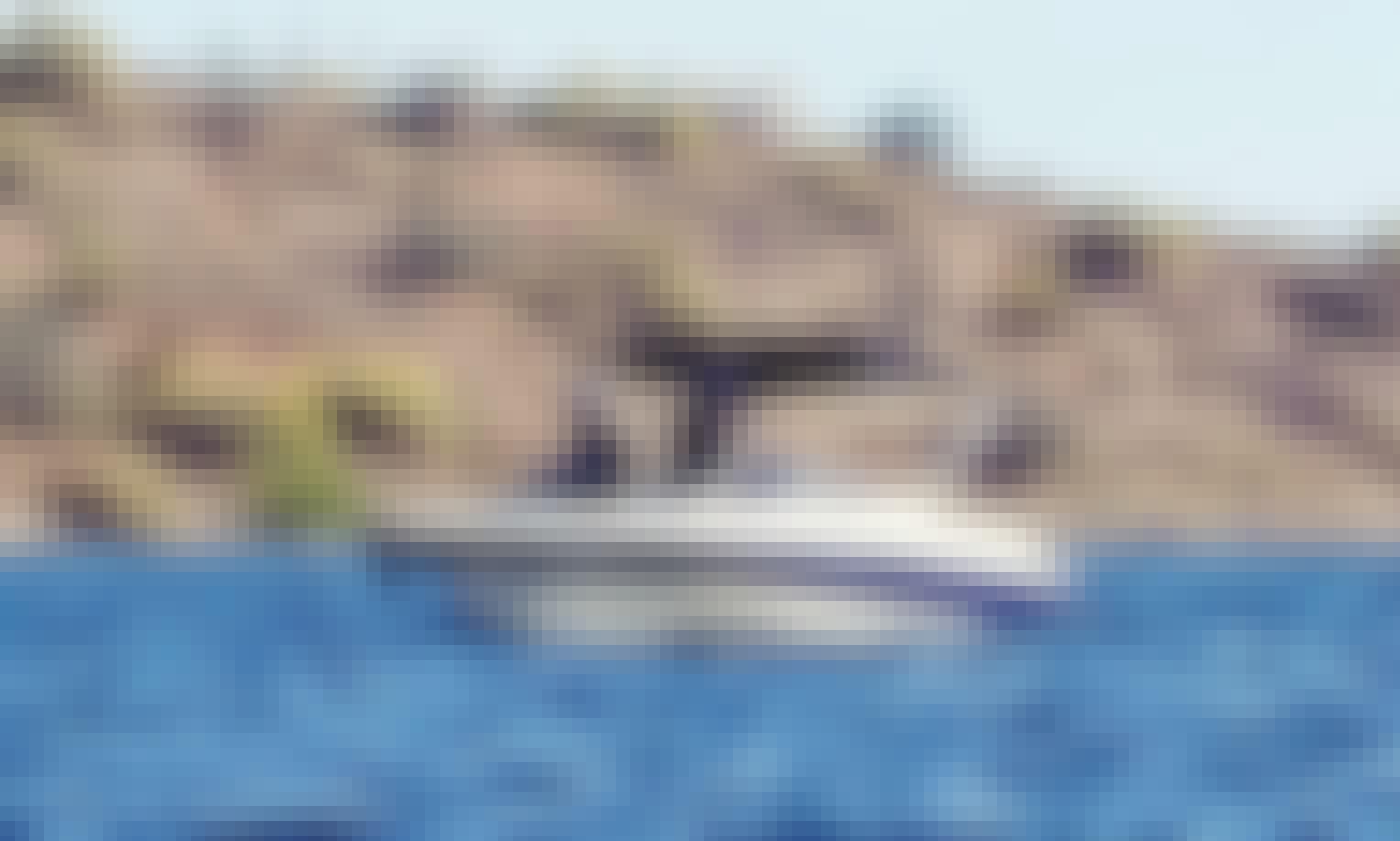 20' Bayliner Boat Rental for 8 People in El Mirage, Arizona