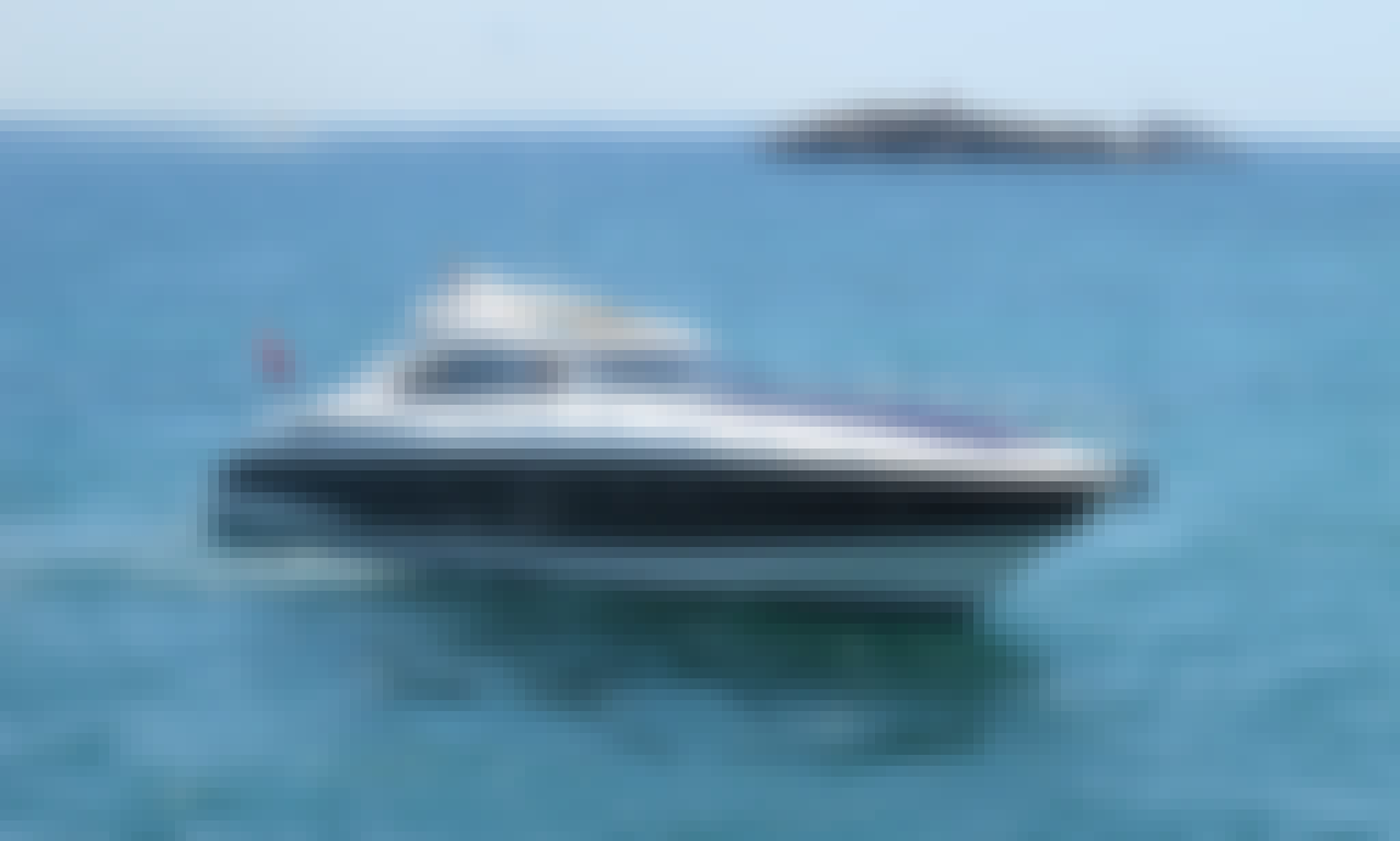 SUNSEEKER PREDATOR 60FT IBIZA UP TO 12 GUESTS FROM 1,500€/DAY