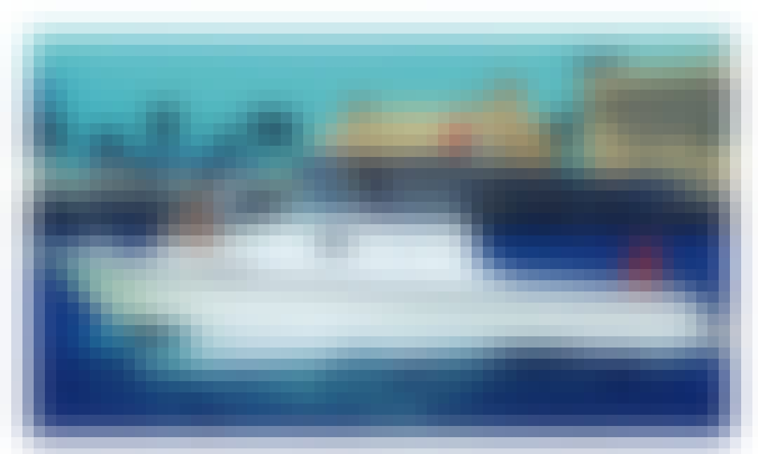 Skippered Charter a 31' Fishing and Cruising Boat in Dubai, United Arab Emirates