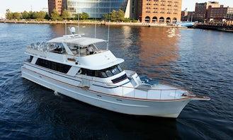 Juliette - 85' Luxury Yacht Charter in New York