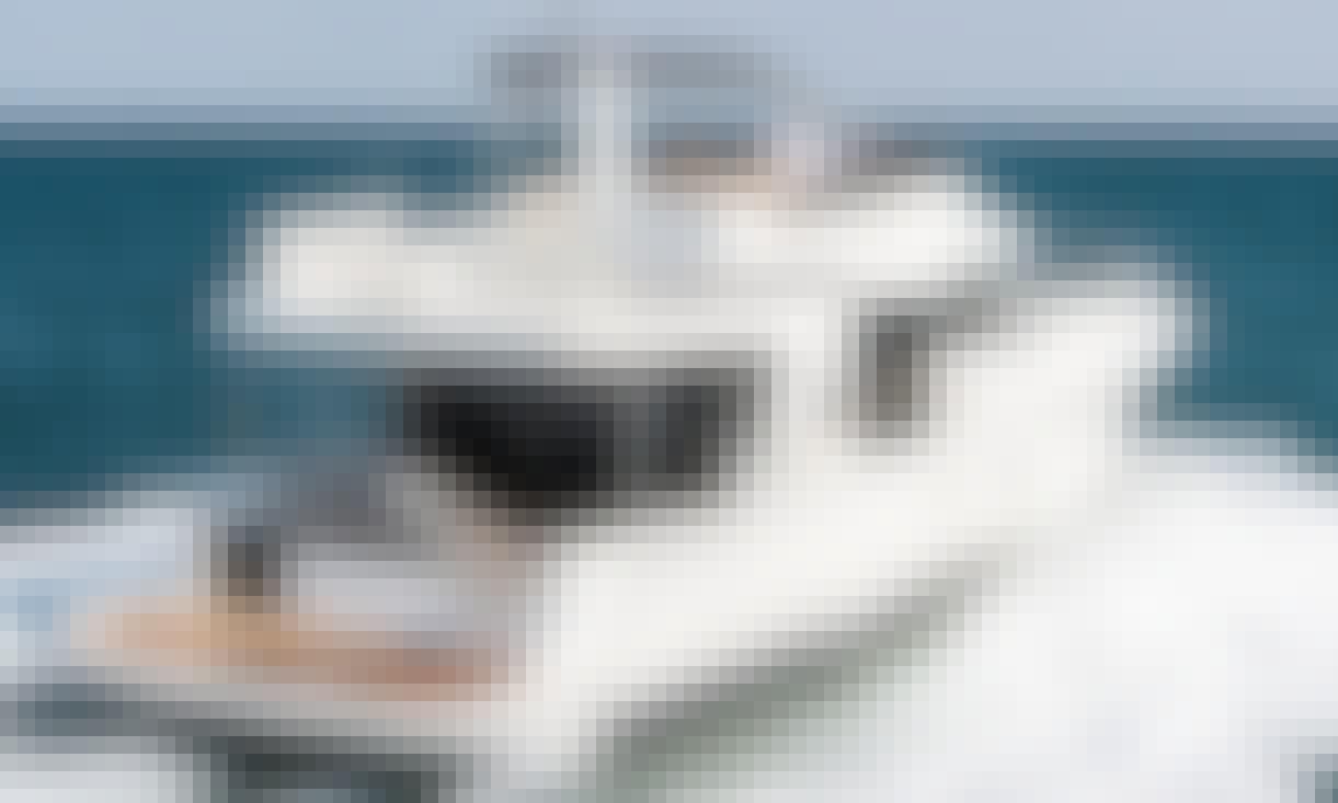 Skippered Charter - Beneteau Swift Trawler 47 in Ta' Xbiex, Malta