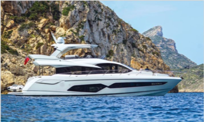 Charter My Serenity - 70 Ft Yacht for 12 People in Dubai