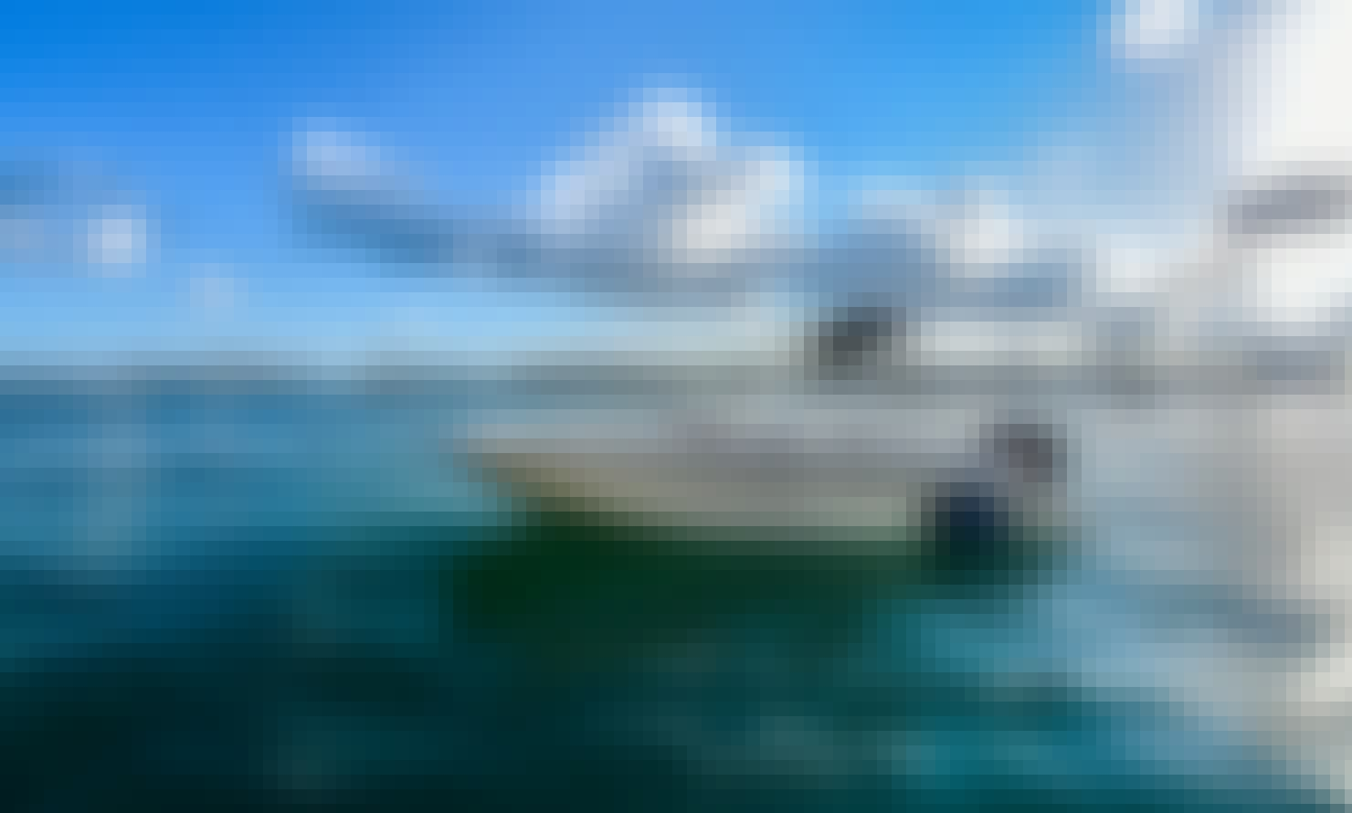 Brand new Bayliner e18 best for Miami Bay! Free parking! in Miami, Florida