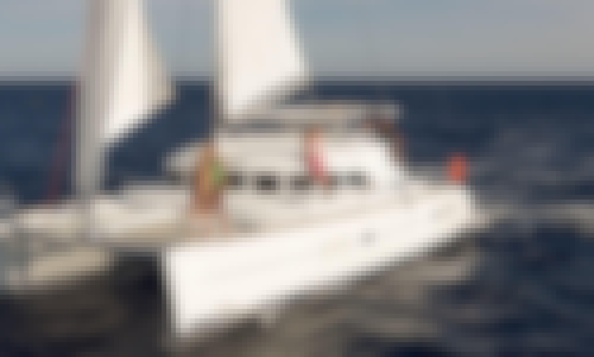 Private Luxury Sailing Catamaran St. Augustine