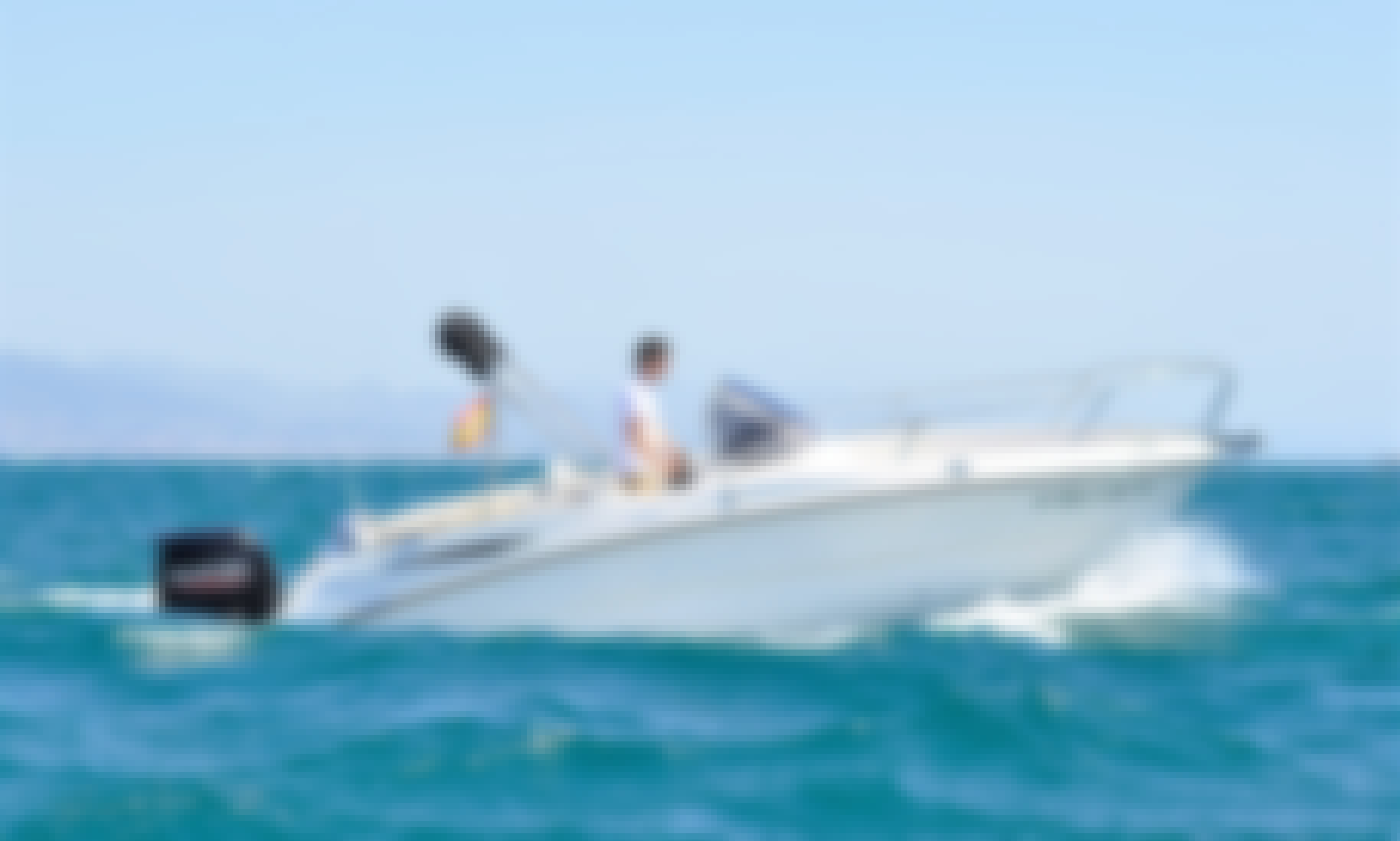 2018 Karnic 2251 MKII Boat Rental in Barcelona, Spain