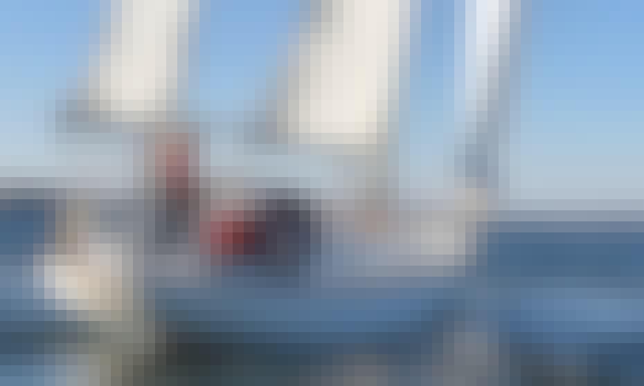 "40ft ""Gugu"" Block Island Cruising Monohull Charter in Ibiza, Spain"