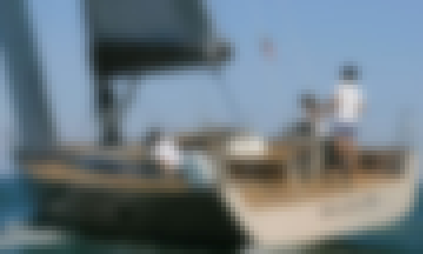 "Charter the 54ft ""Wabi"" Cruising Monohull in Barcelona, Catalunya"