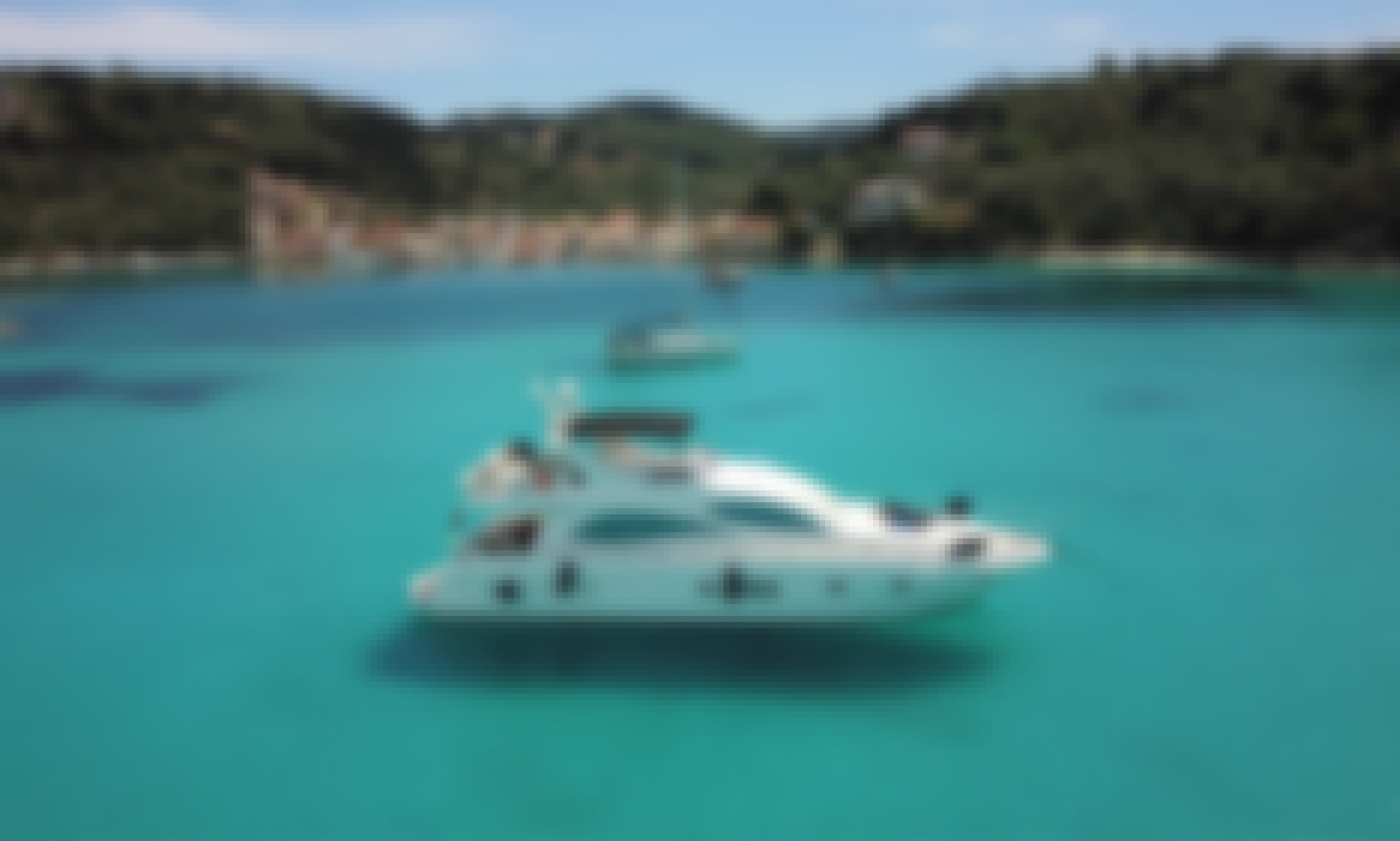 Charter Luxury Motor Yacht in Greece (Corfu)