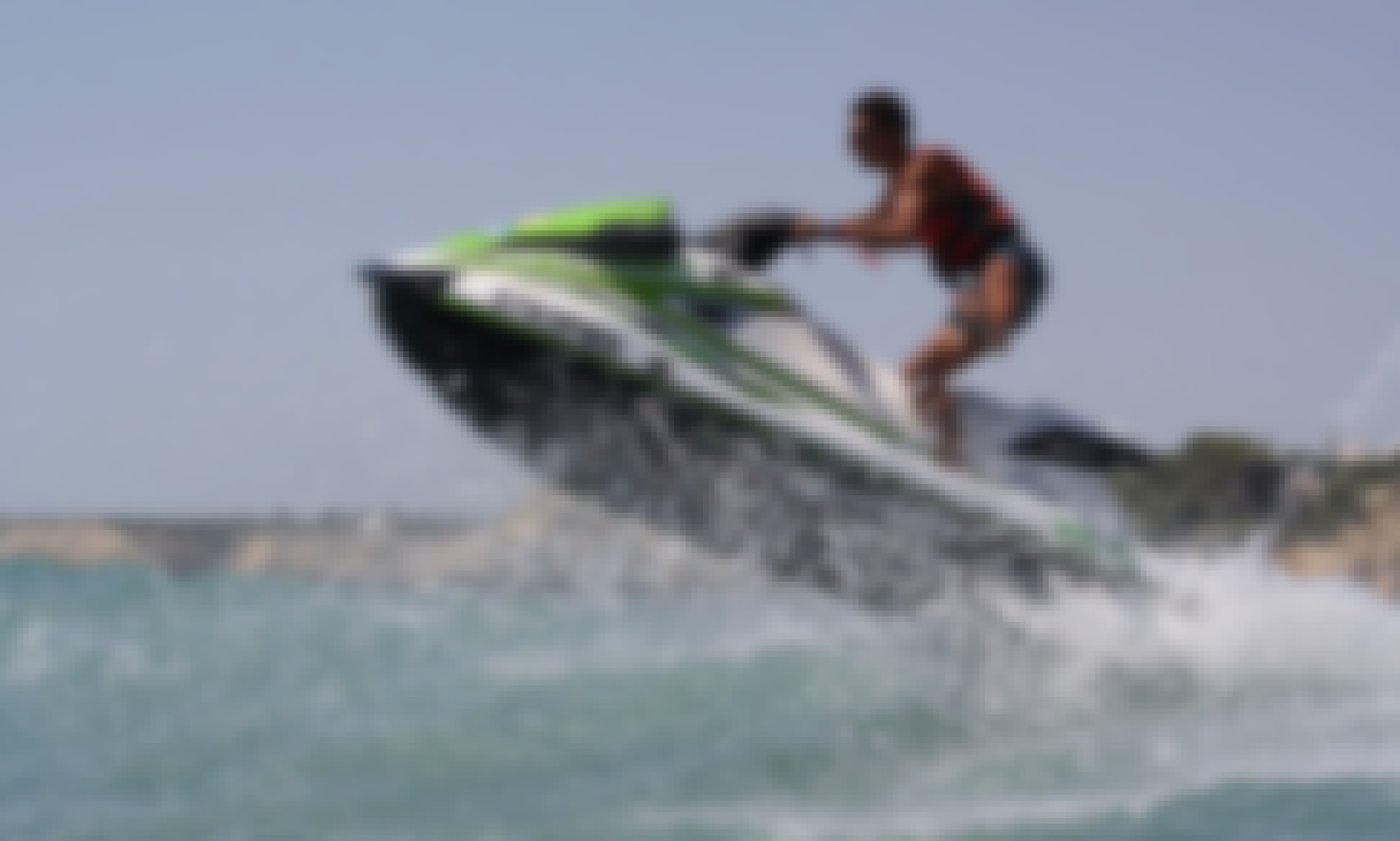 Rent a Yamaha Waverunner Jetski in Armacao de Pera, Algarve, Portugal
