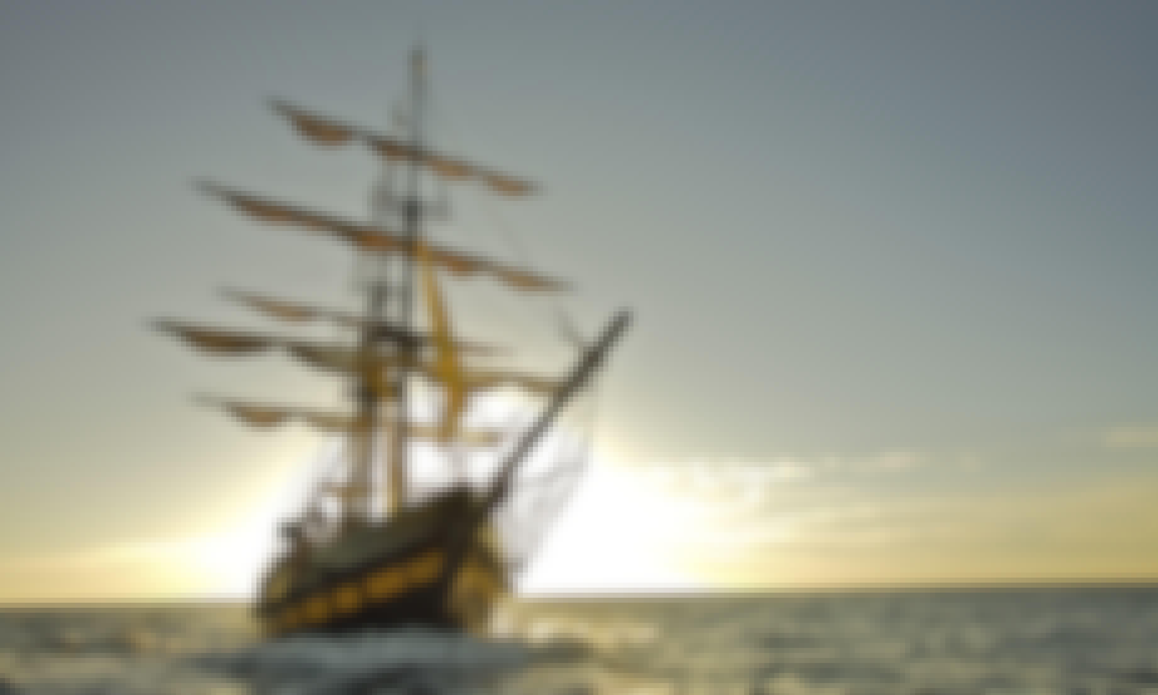 YoHo Sunset & Dinner Pirate Cruise