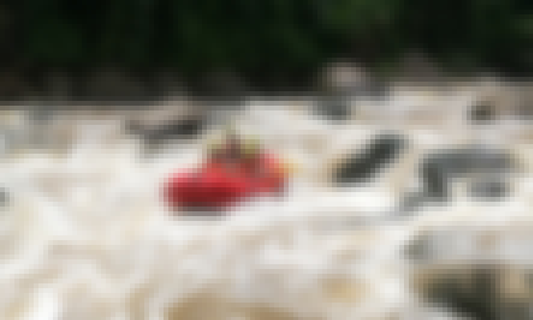 White Water Rafting in Chiang Mai at Mae Taeng+ATV 1 HR.