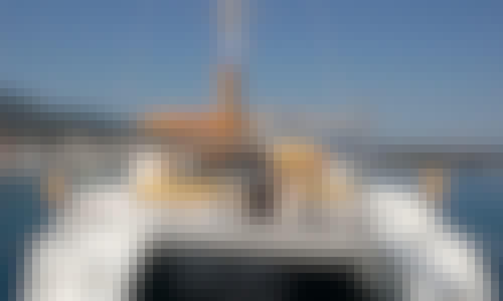 40' Lavezzi Cruising Catamaran Rental in Alimos, Athens