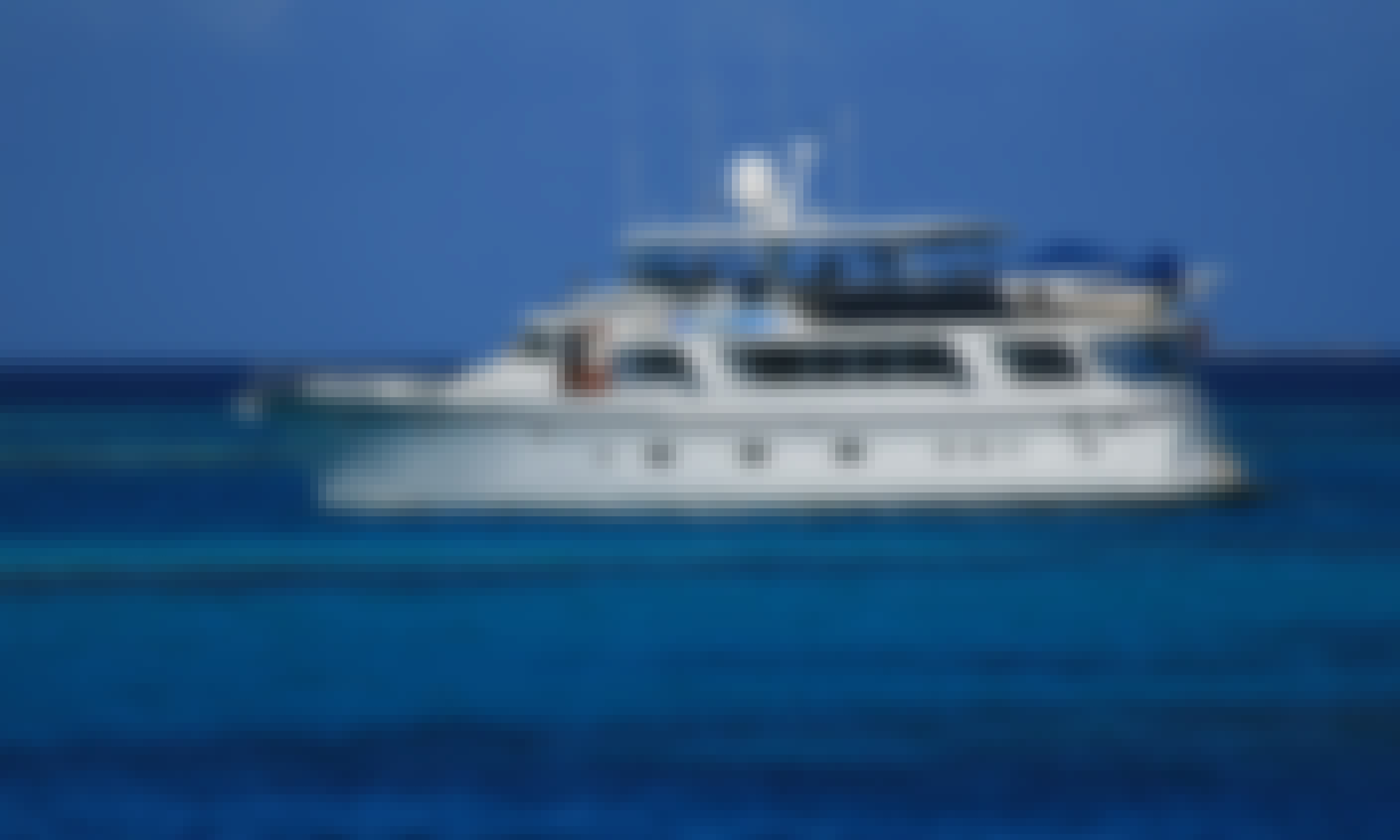 Paasch RPMY 80ft Motor Yacht Charter in the Bahamas