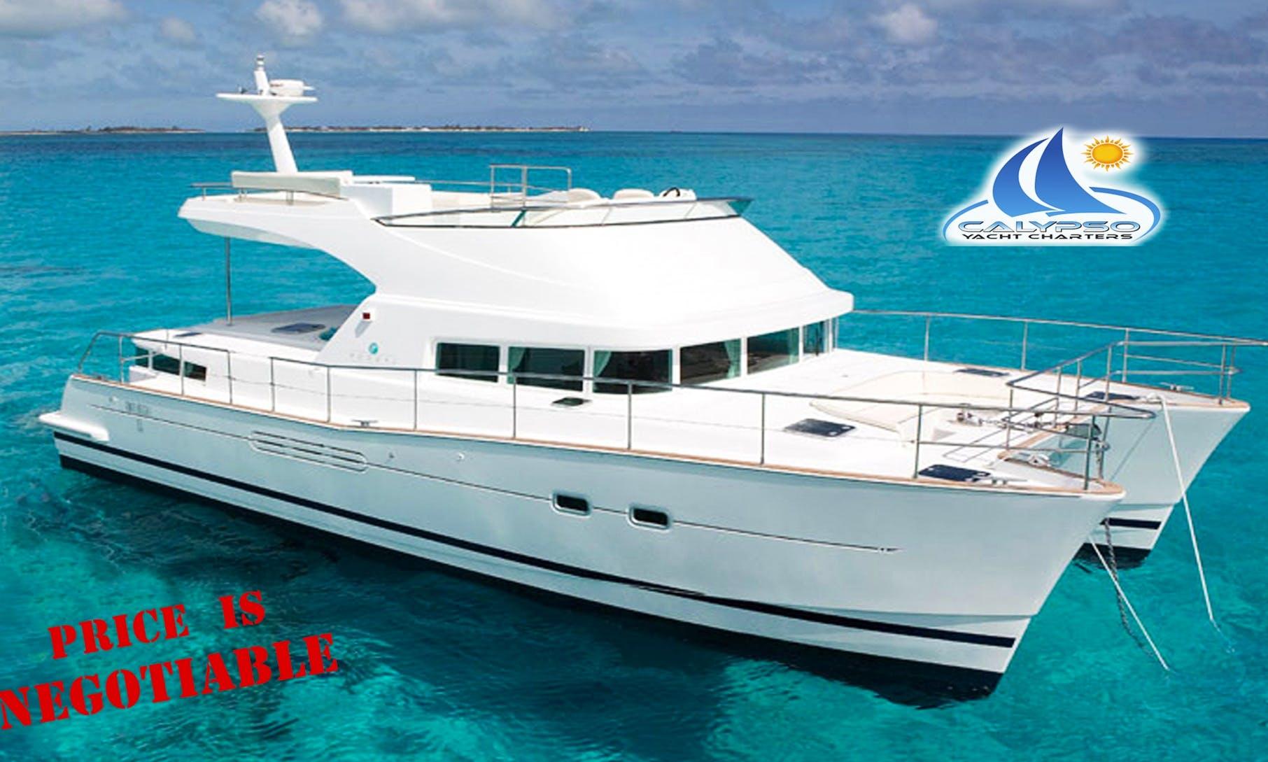 Calypso Yacht Charter Belize