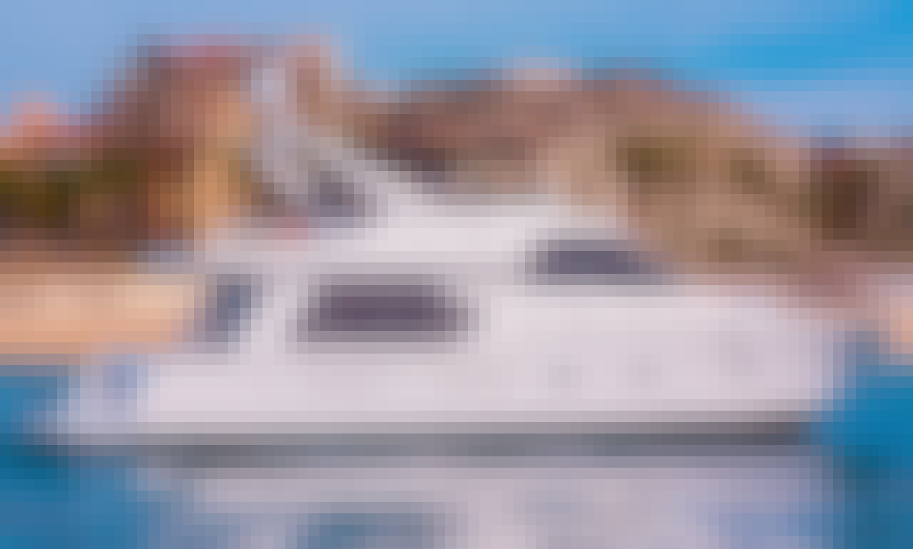 """ALL-INCLUSIVE LUXURY YACHT """" BAYLINER 60 """""""