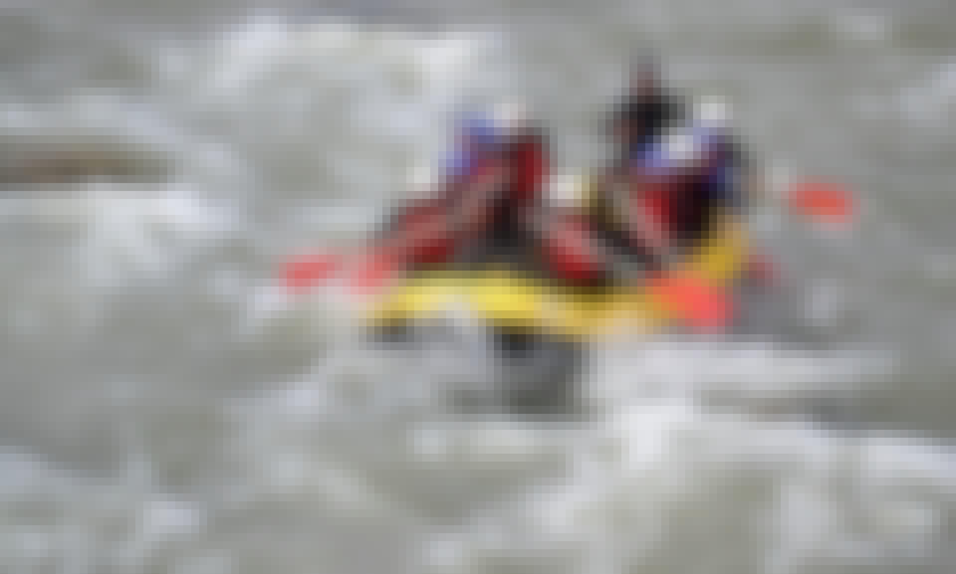 Rafting Trips in București, Romania