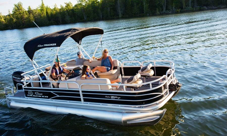 Pontoon Boat for Family Fun! Cape Coral