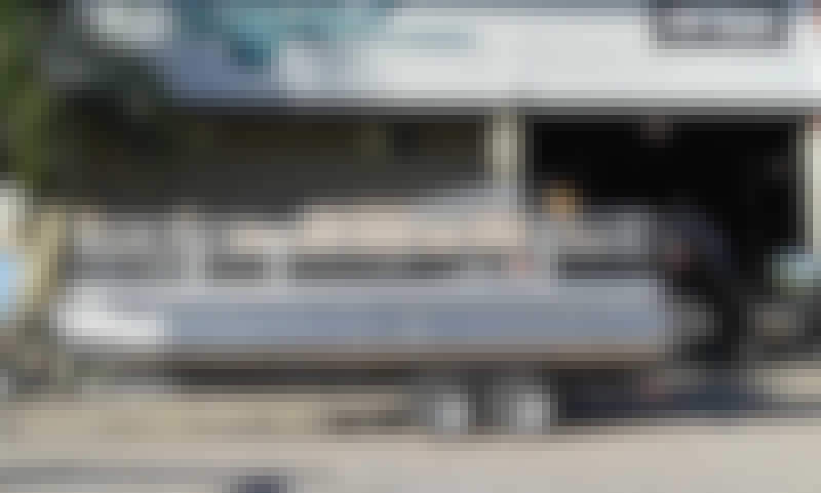 SunTracker Pontoon Boat Rental in Cape Coral, Florida