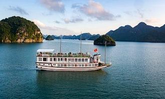 Amazing Lavender Elegance Cruise In Halong Bay, Vietnam