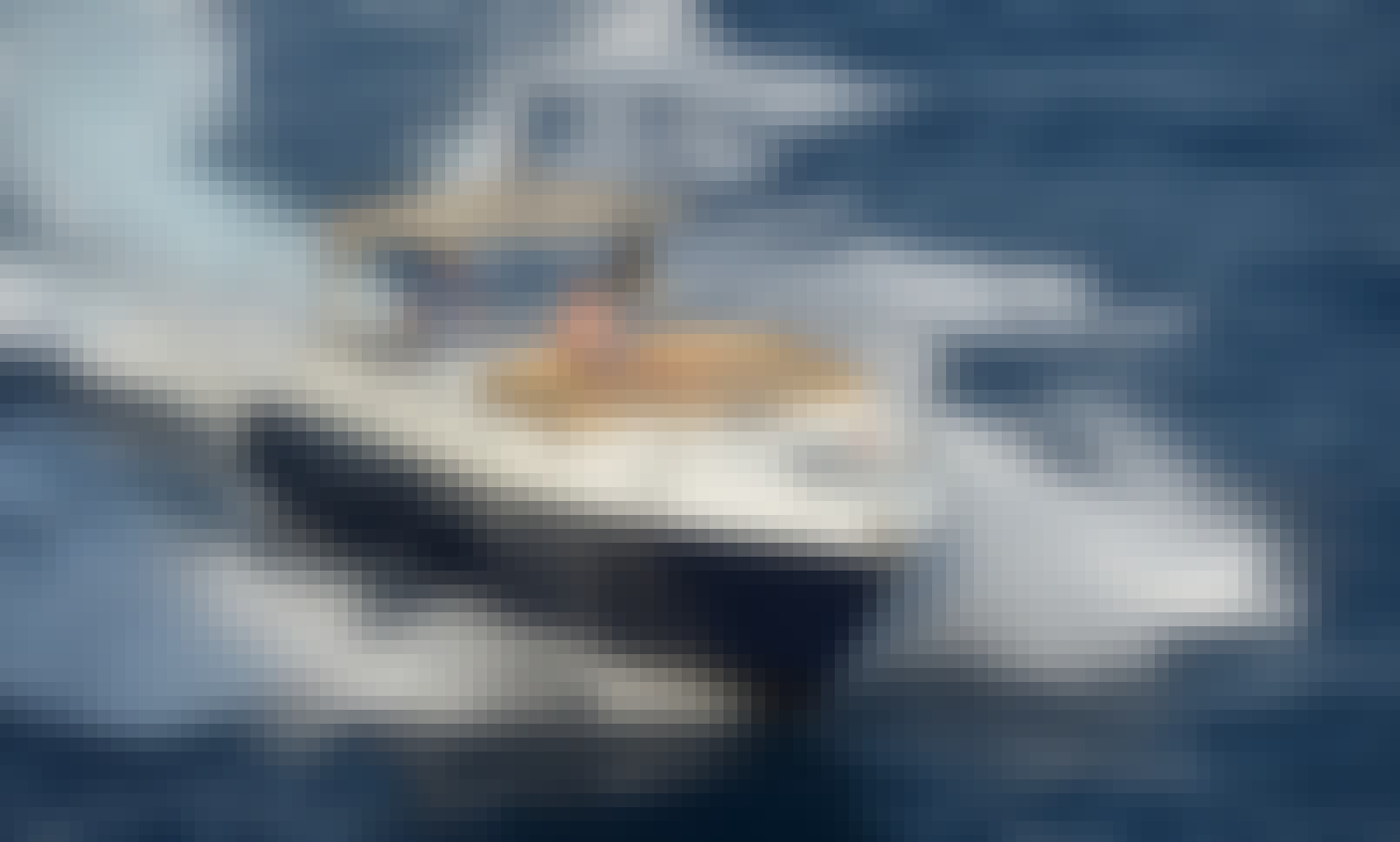 Motor Yacht Charter - 10 People Capacity