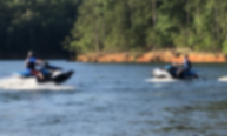Seadoo Spark 2 Seater Jet Ski Rental in Acworth, Georgia