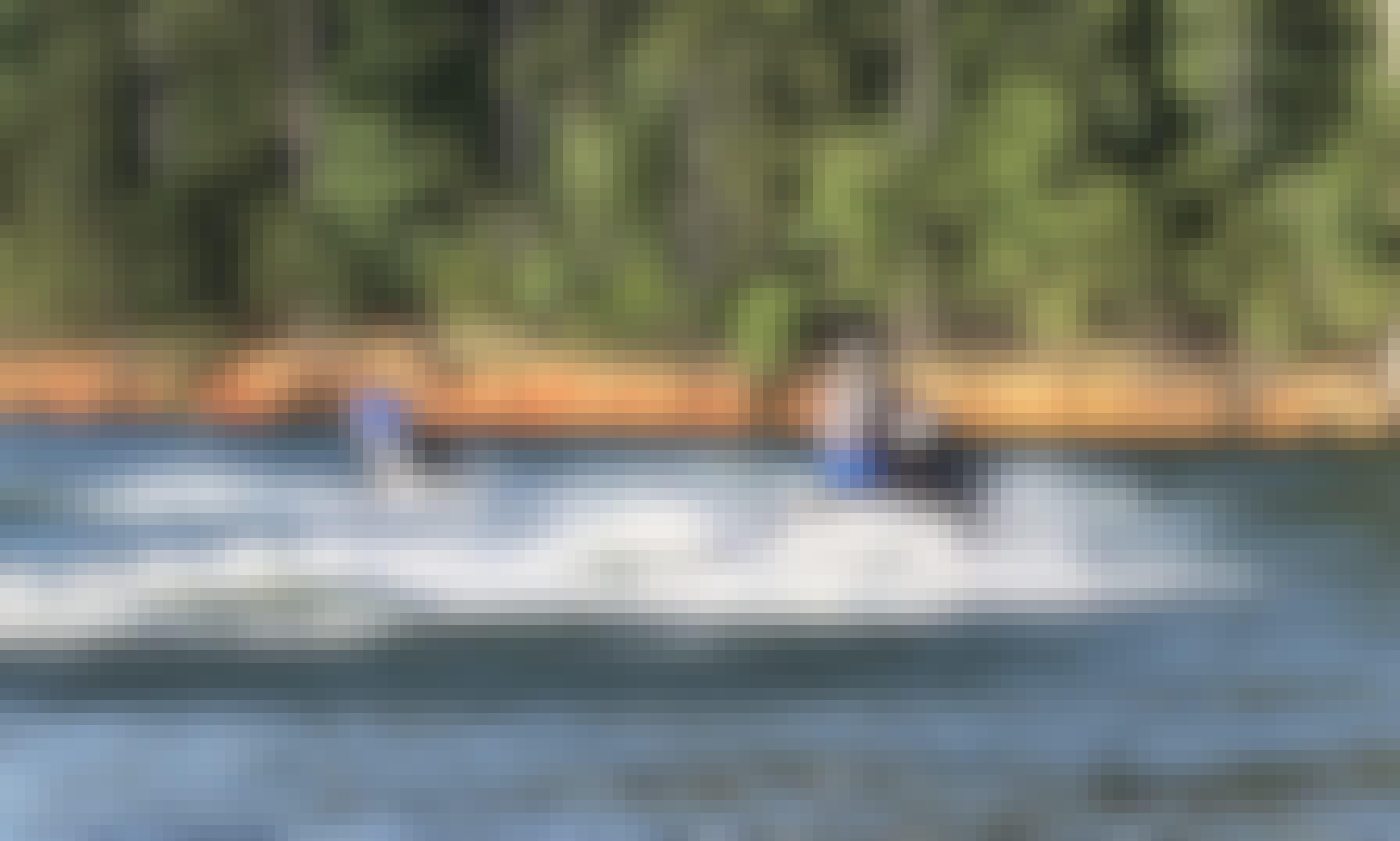 10 ft Seadoo Spark Jet Ski Rental in Acworth, Georgia