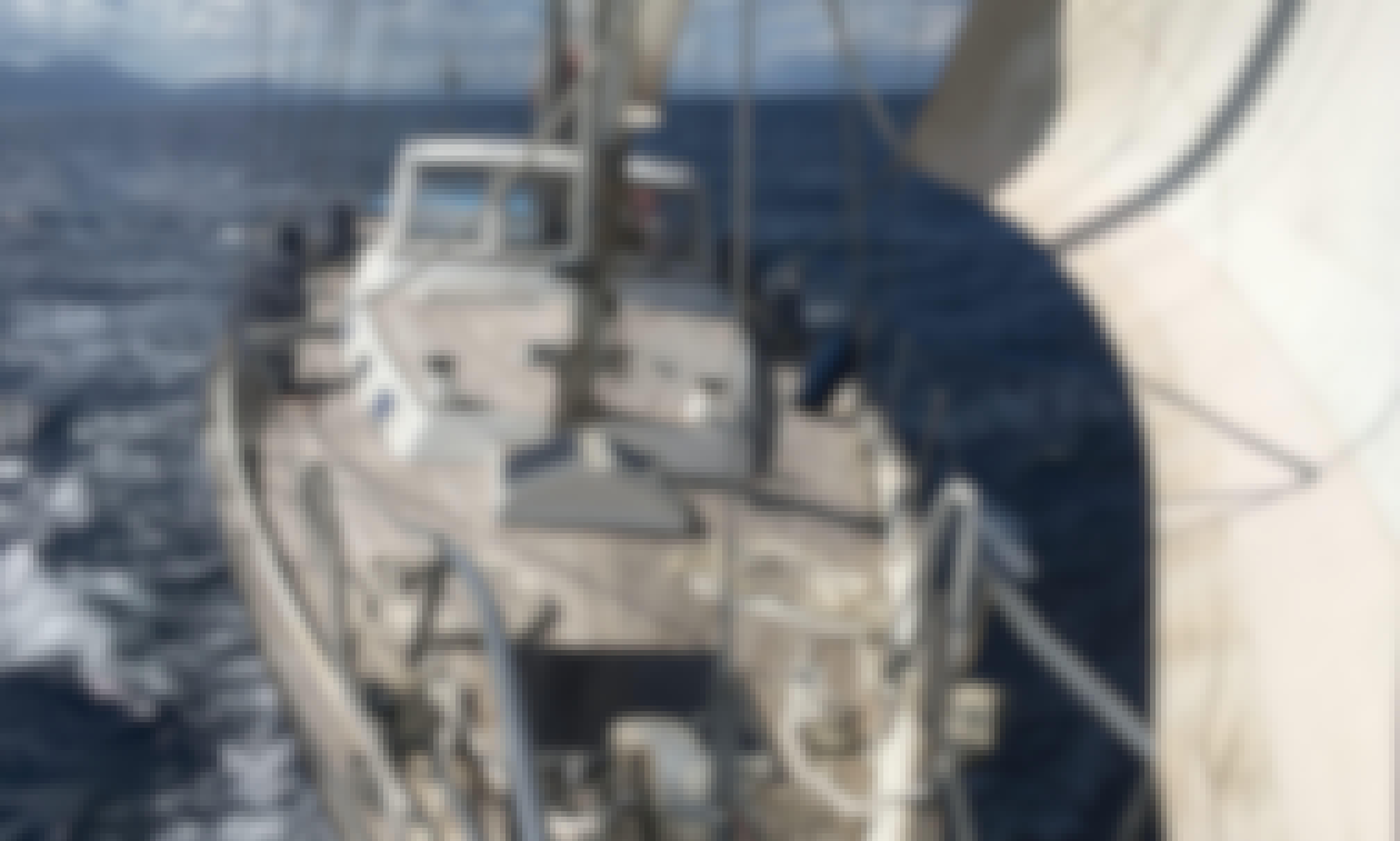 Private Groups -  56' Mikado Sailboat Cruises in Corfu, Greece