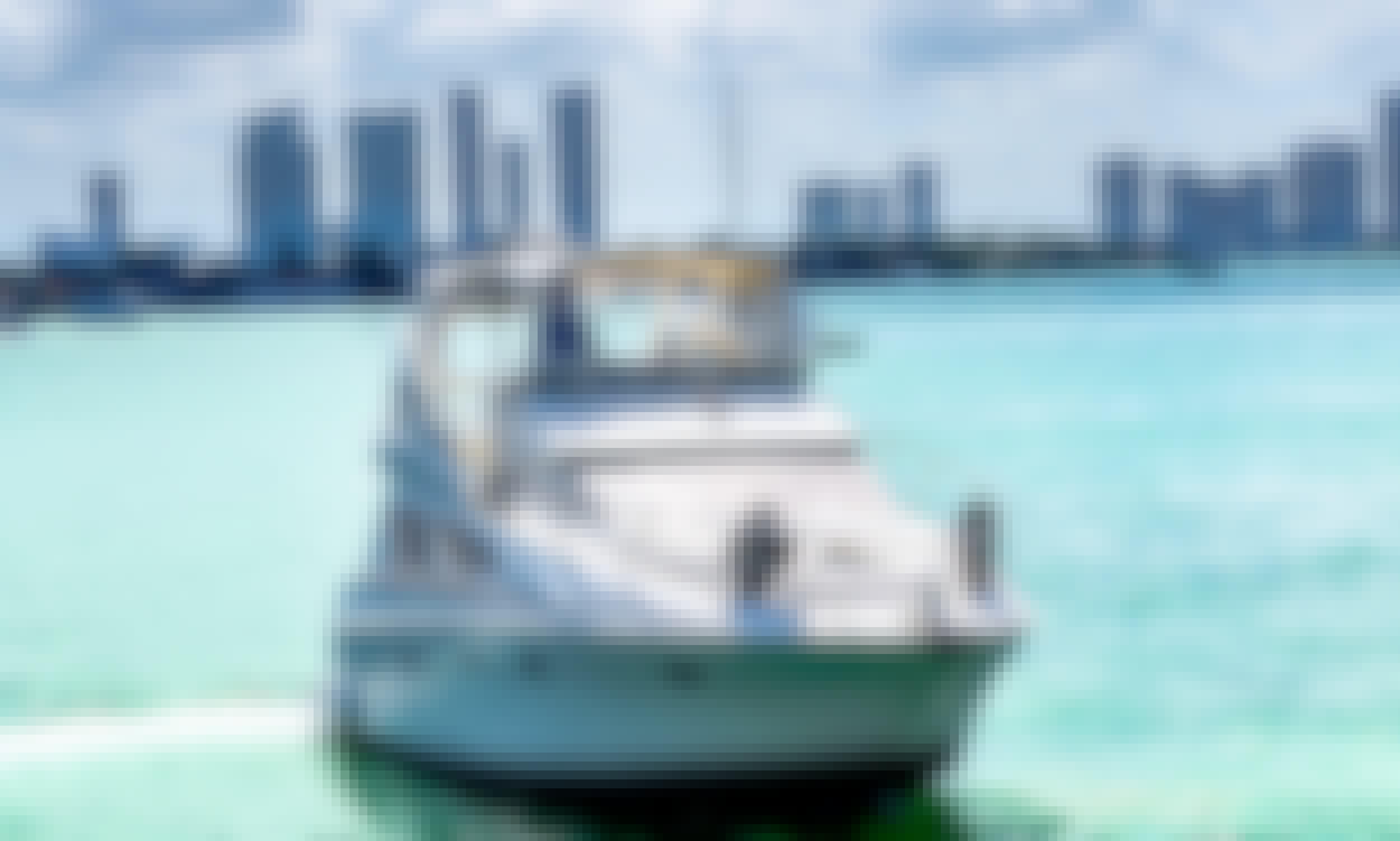 Luxury 45' Silvertone Sport-Flybridge In Miami