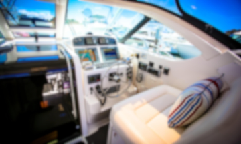 Tiara 3600 Open Motor Yacht in Newport Beach
