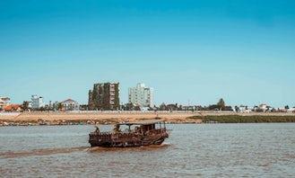 Boat Tour in Phnom Penh