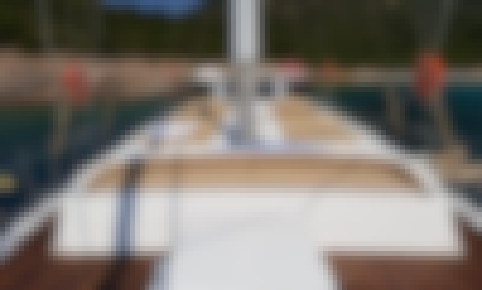 Charter a 39' Motor Yacht for 12 People in Muğla, Turkey!