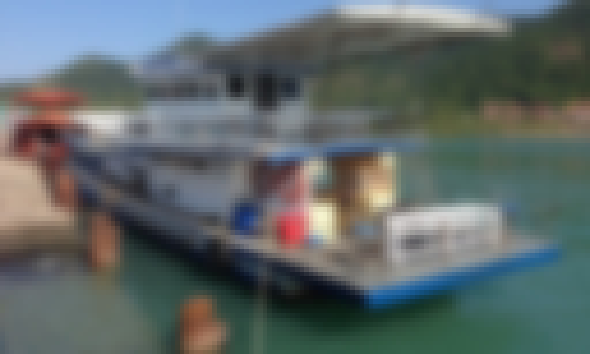 Book a Snorkeling Trip on a Beautiful Trawler in Ranong for 24 person!