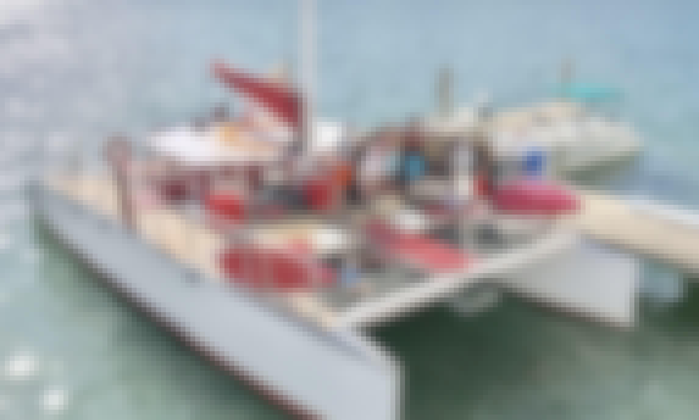 50' Kurt Hughes Design Catamaran in Miami ($900 per hour)