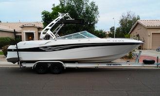 26' Fourwinns Power Boat for Rent in Phoenix, Arizona