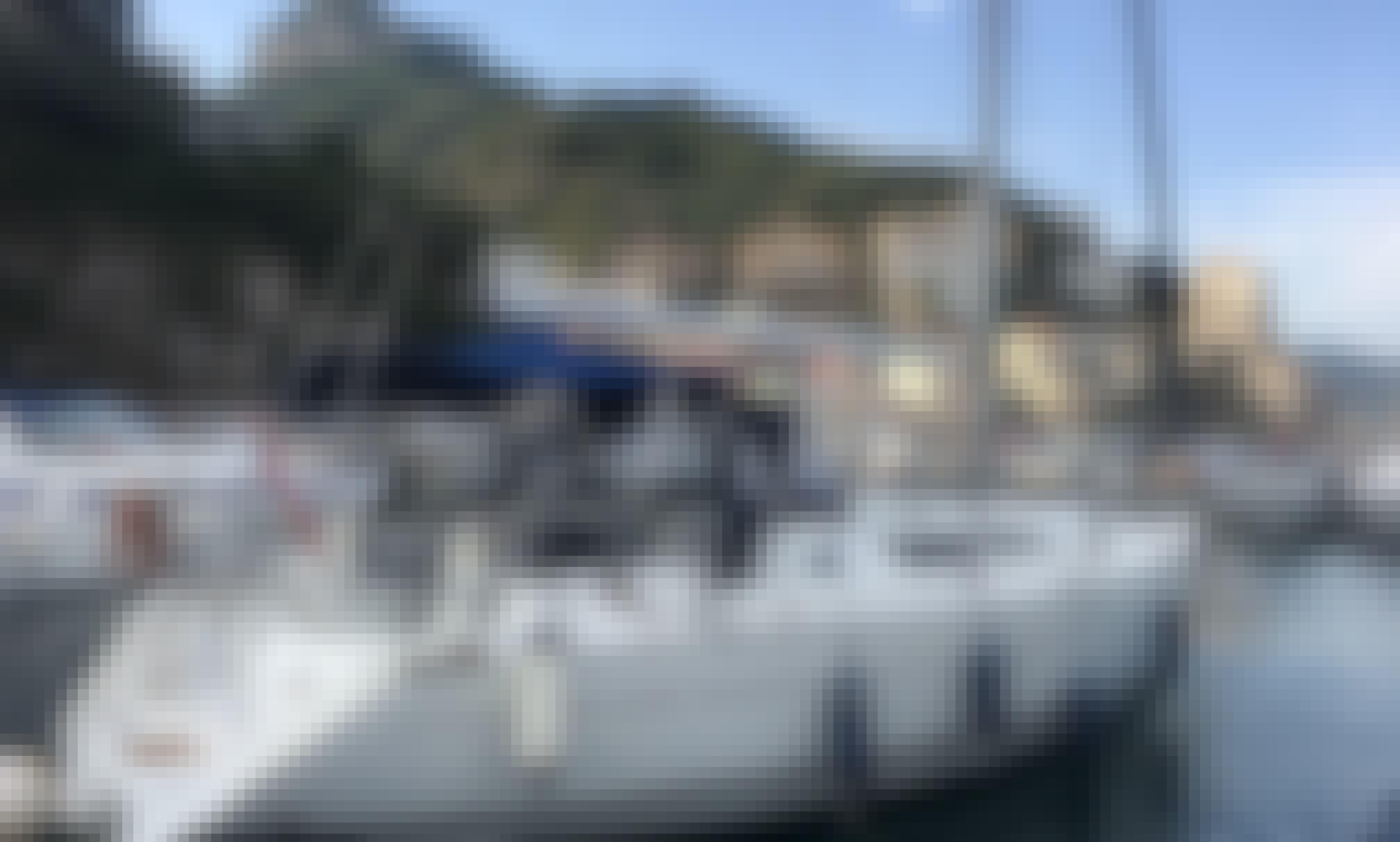 Jeanneau Sun Odyssey 40 Sailboat Charter in Cetara