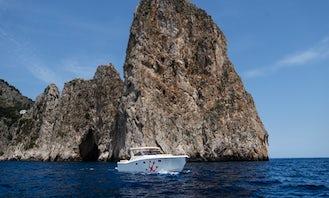 Gaglioffa Gagliardo 37 Powerboat Charter in Castellammare di Stabia