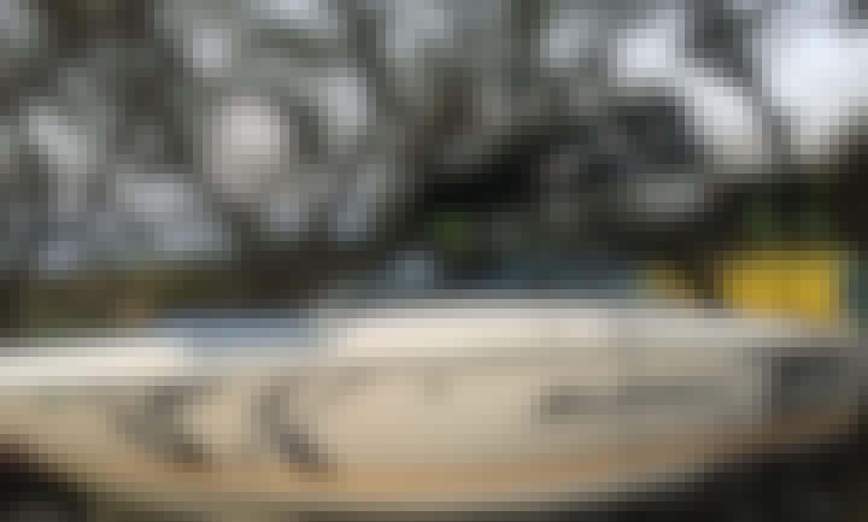Rent 21' Supra Launch 21V on Lake Travis, Austin Texas
