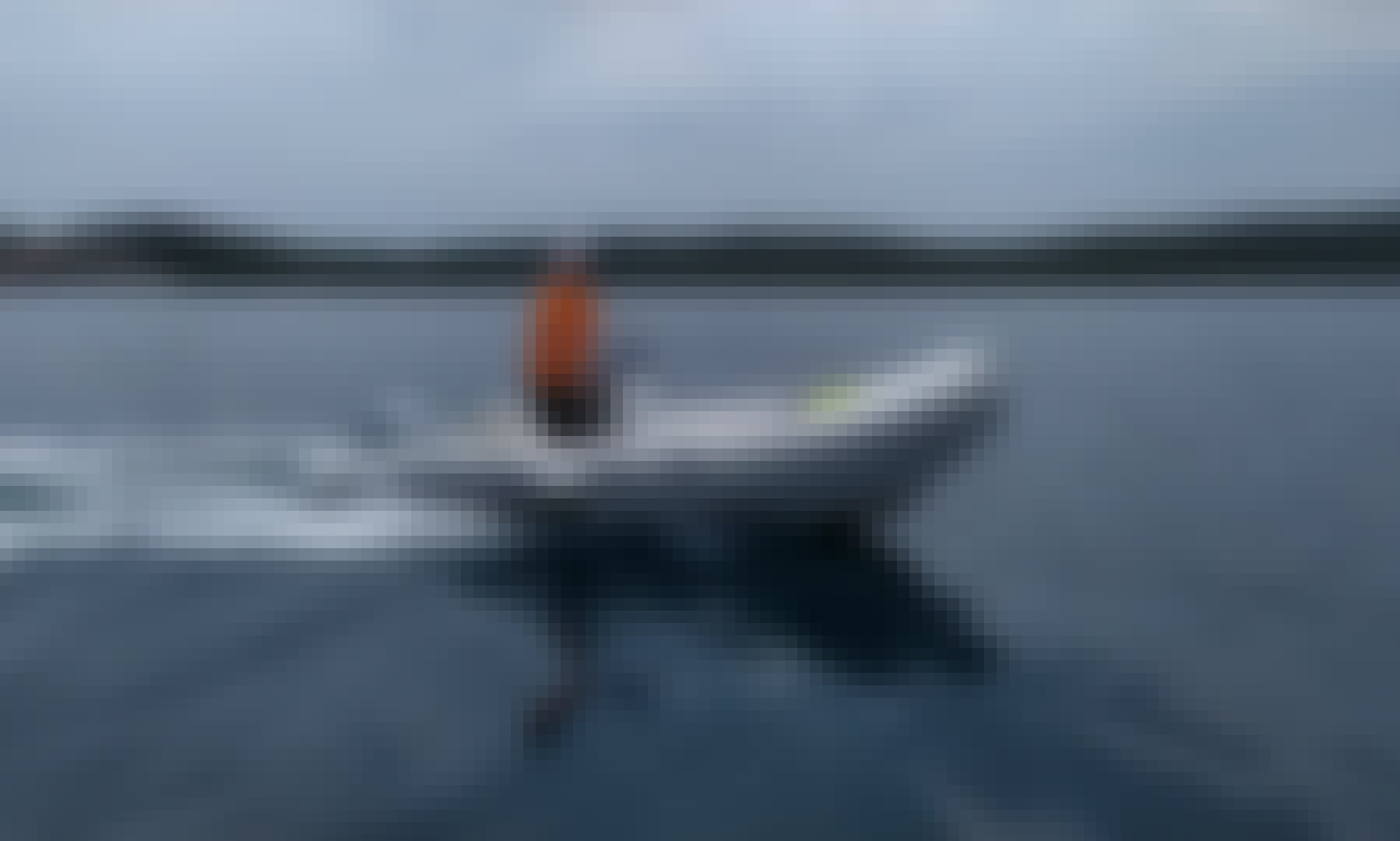 Adrenalin pack for watersports, Nav 490 & Honda 50