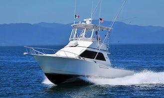 Fishing & Pleasure Yacht Cabo 35