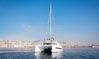 2018 Bali Sailing Catamaran Rental in Napoli, Italy