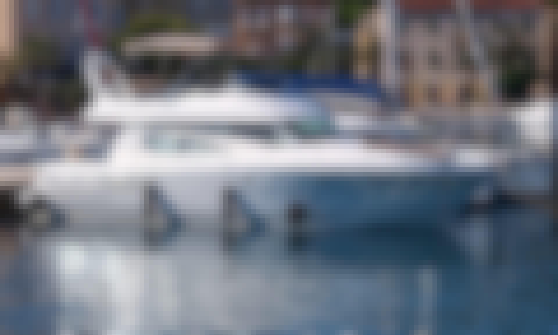 """Motor yacht Jeanneau Prestige 46 Fly """"Unplugged"""" Split, Croatia"""
